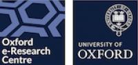 University of Oxford e-Research Centre logos